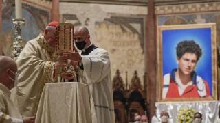Italy Teen Beatification