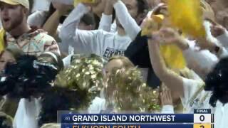 Nebraska State Volleyball: Elkhorn South rolls past GI Northwest