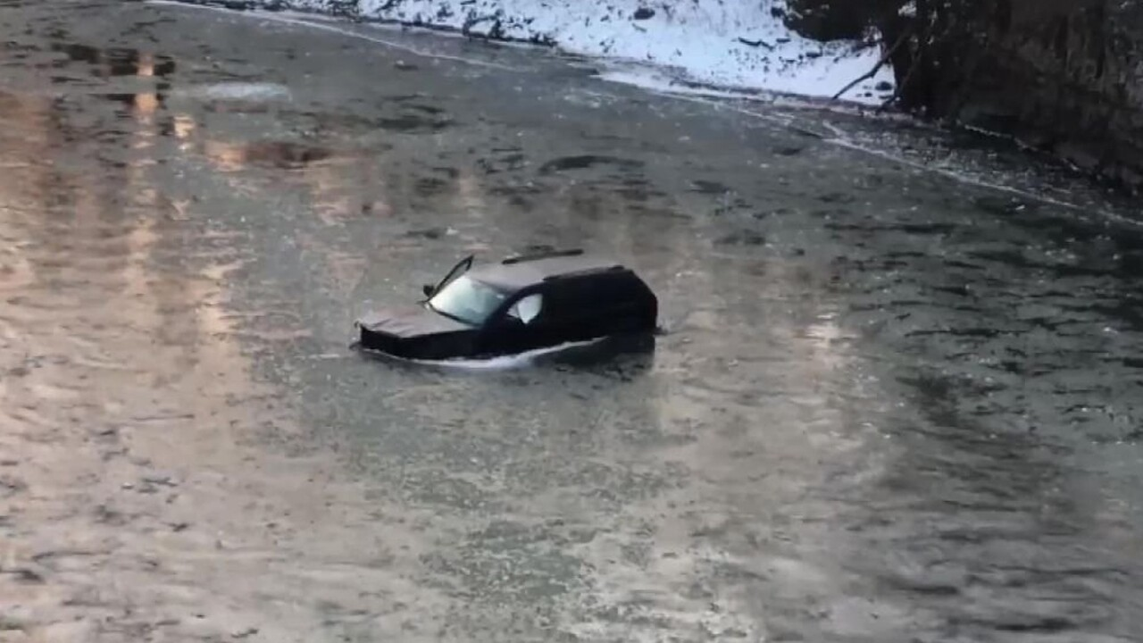 Gael Salcedo, 18, was on his way to North Iowa Area Community College when his Jeep hit a patch of ice on the road, according to CNN affiliate KIMT.