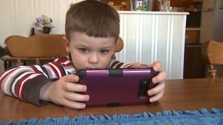 Preschooler Screen Time