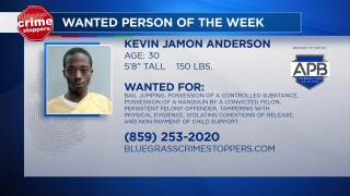 Crime Stopper Most Wanted Person Of The Week: September 19, 2018
