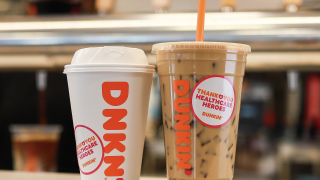 Dunkin' Hot or Iced Coffee