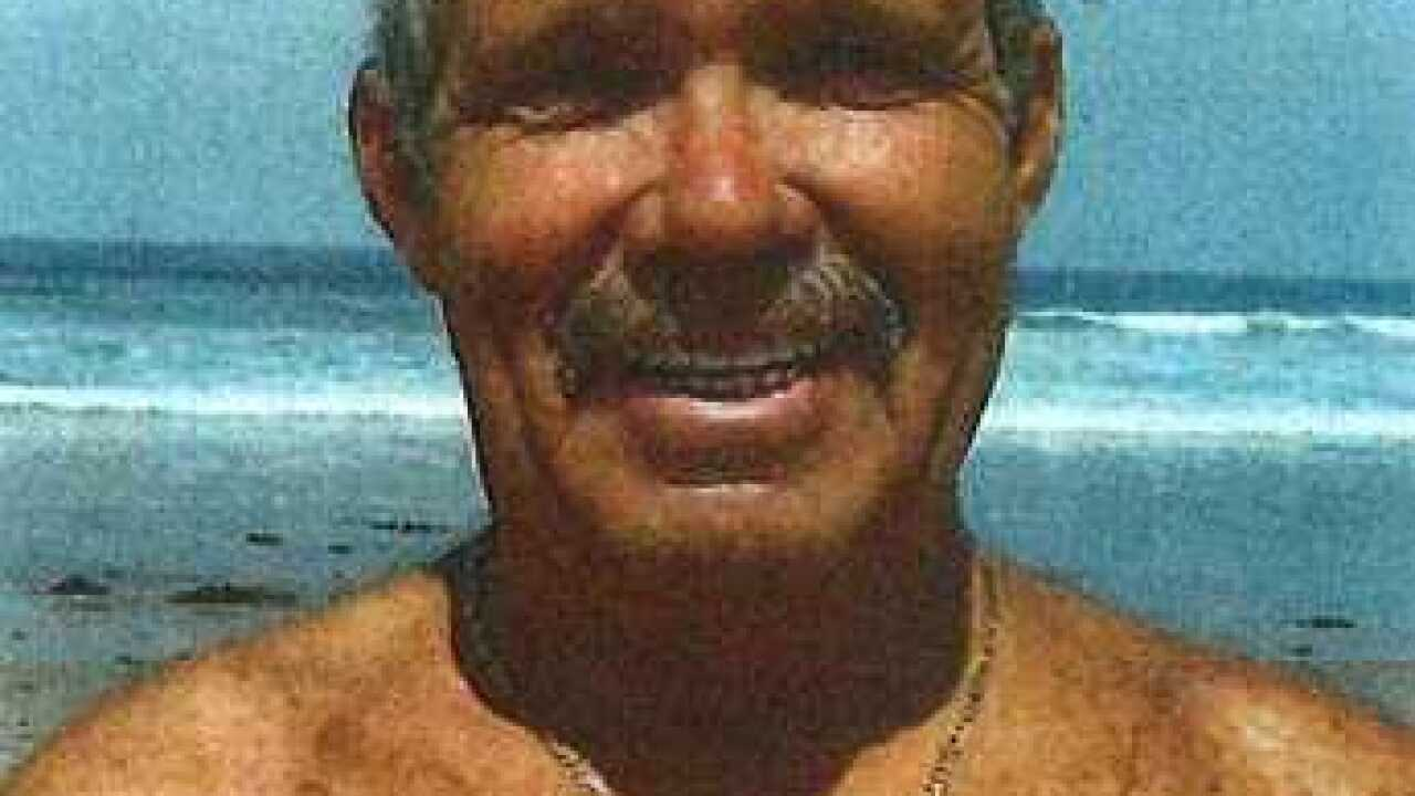 69-year-old man missing at Lake Mead