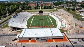 FAMU's Bragg Memorial Stadium Renovations Ahead of Schedule