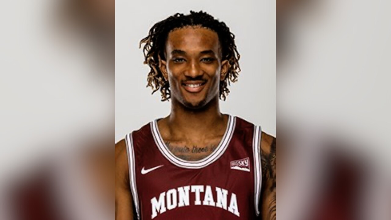 Griz basketball player accused of strangling his girlfriend