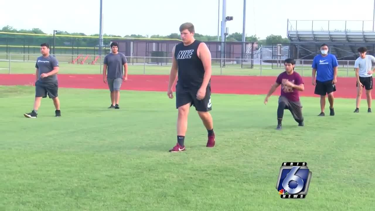 UIL will require face coverings for workout participants older than 10