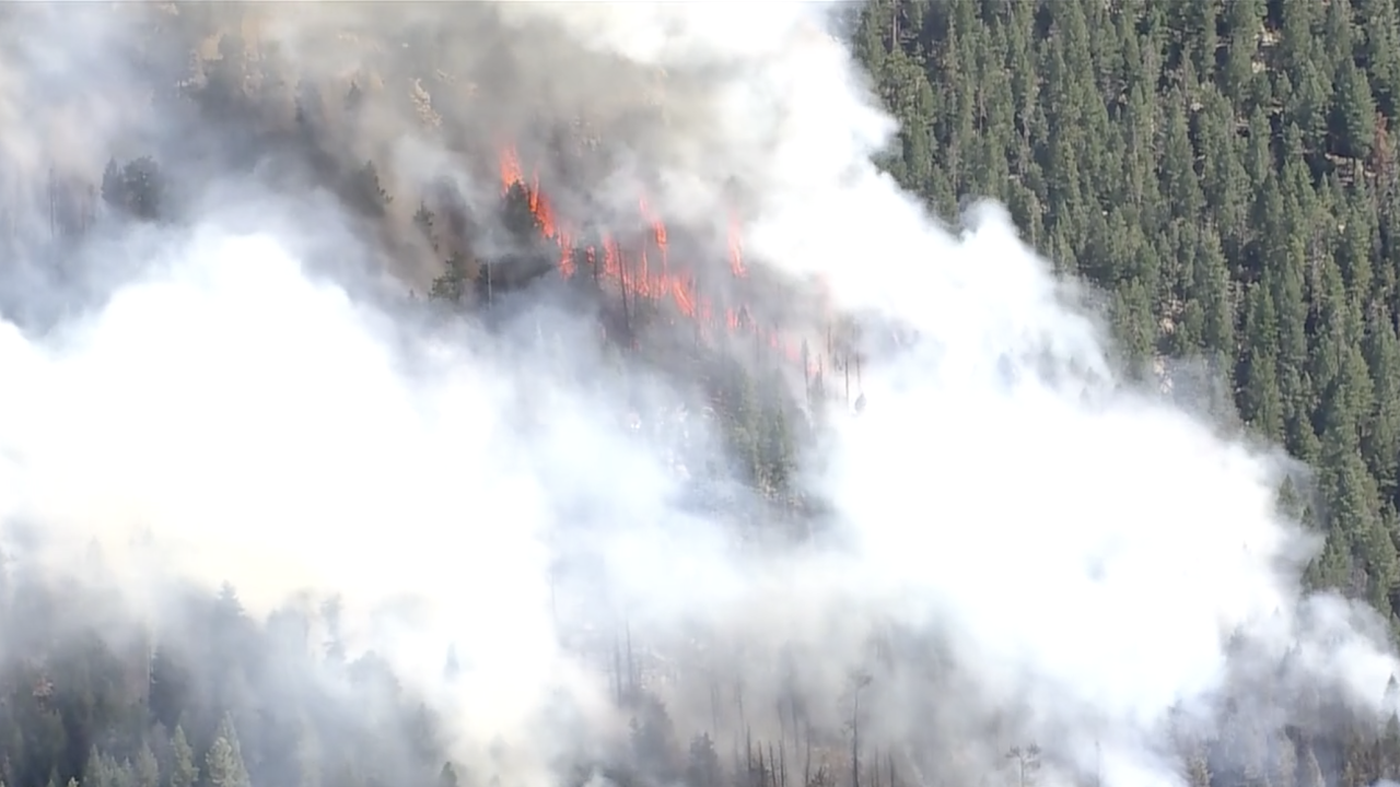 wildfire burning in evergreen july 13 2020.png