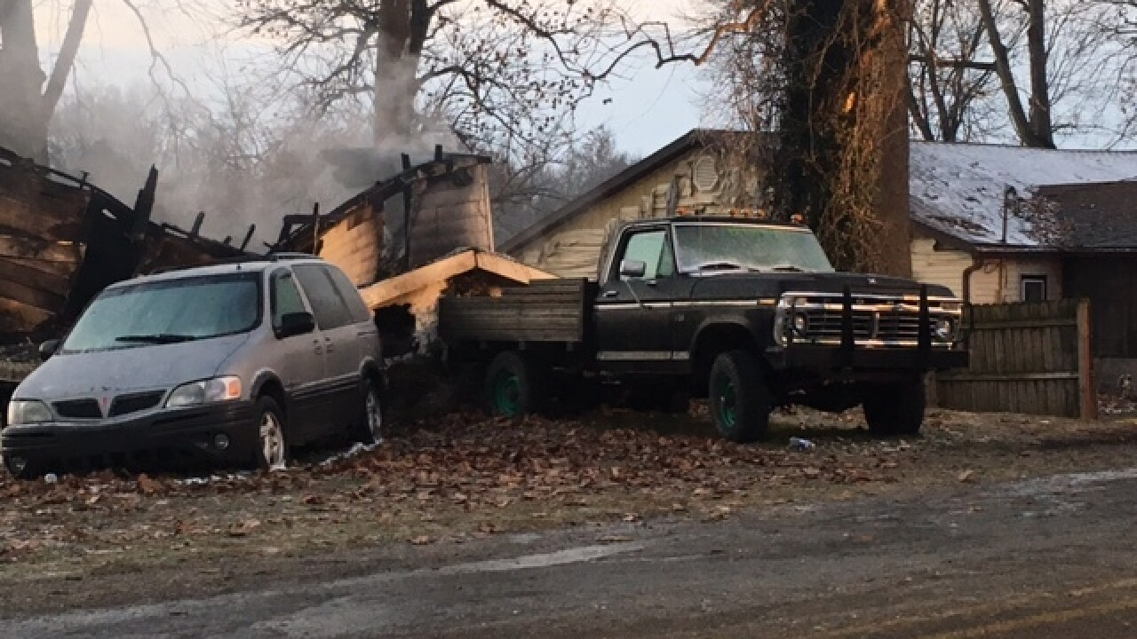 6 killed in Indiana house fire, including 4 kids