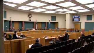Corpus Christi city council meeting