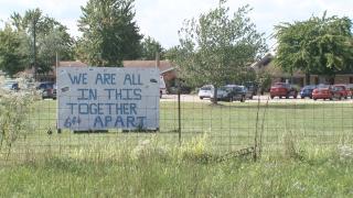 Sign outside Batavia Nursing Care Center
