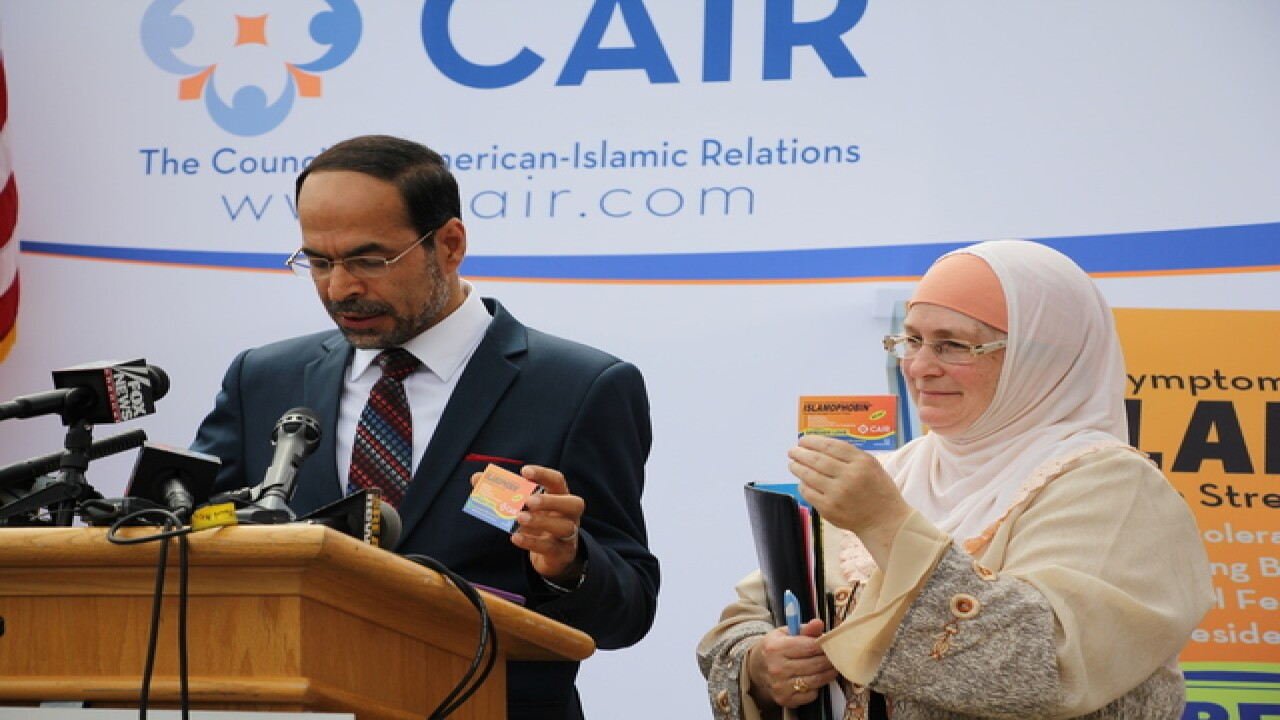 Muslim leaders challenge GOP 'Politics of Fear'