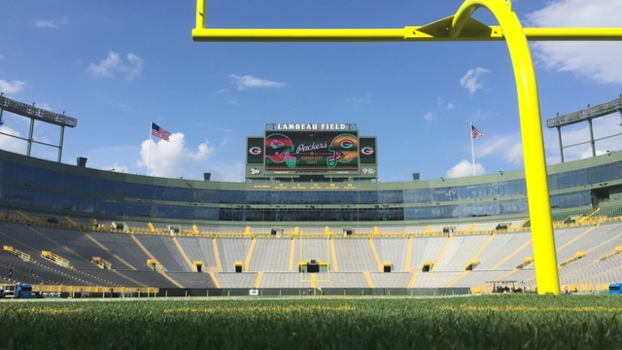 Packers Family Night set for Friday, August 2