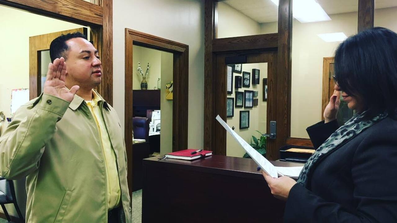 Waco City Council member gives voice to Hispanic heritage