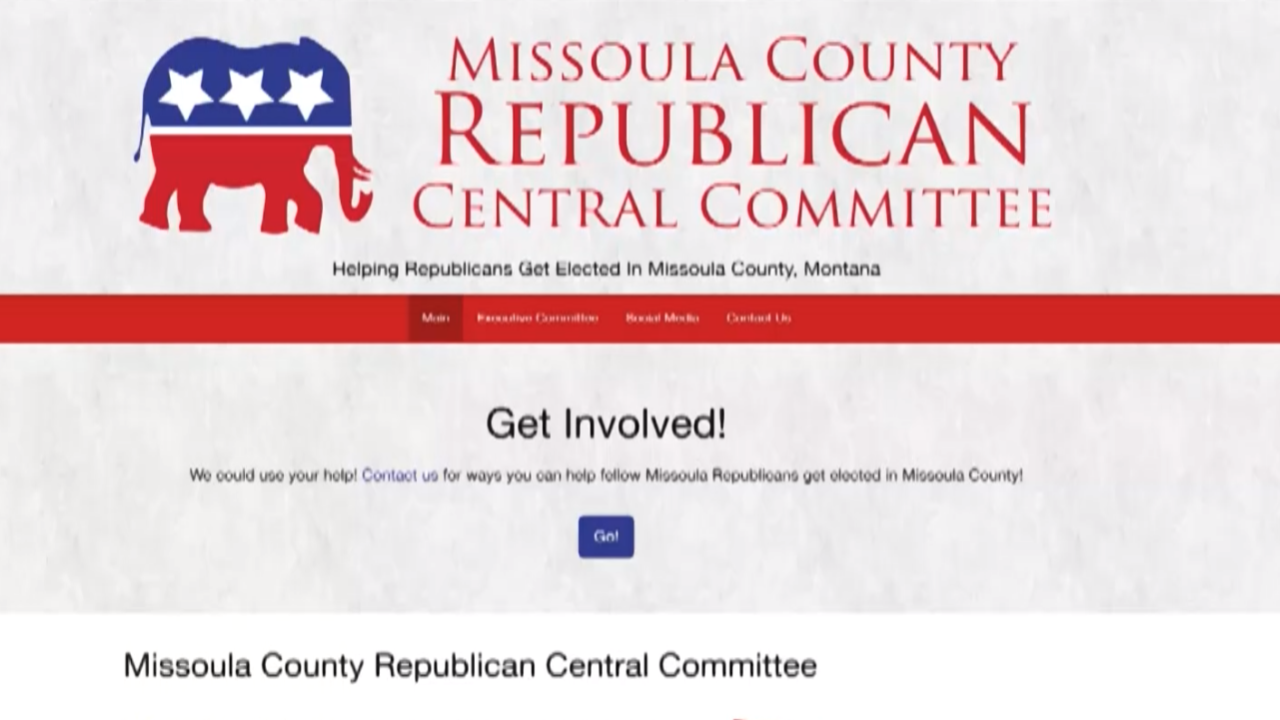 Missoula Co. Republican Central Committee investigating cause of divisive Facebook post