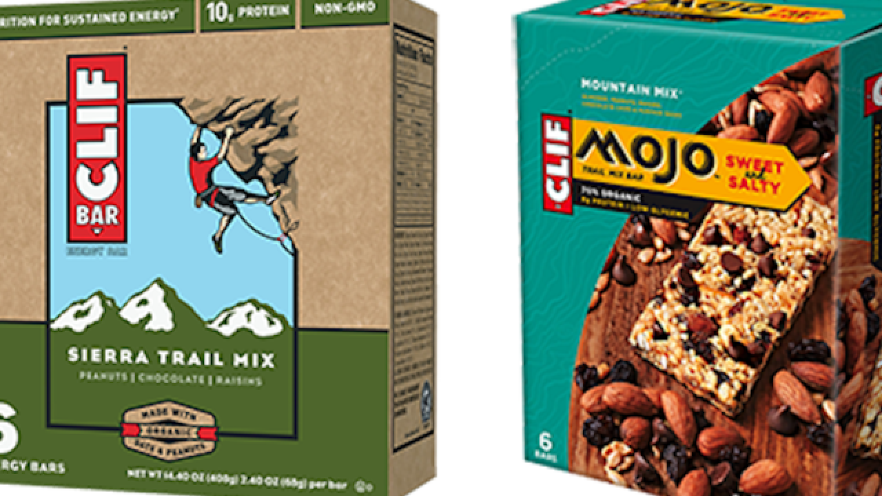 Clif Bar issues recall for 3 flavors