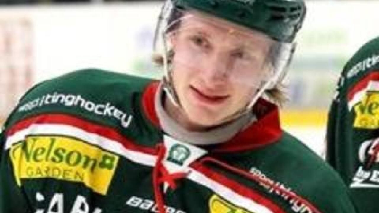 Roadrunners sign Oliver Ekman-Larsson's younger brother Kevin