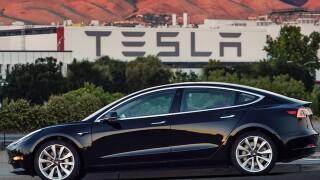 Tesla, other Plaza tenants explore new locations
