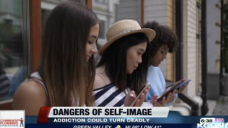 Can a teen's self-image addiction be deadly?
