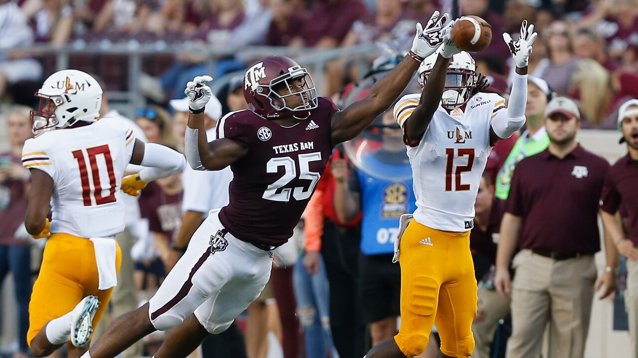 Louisiana Monroe v Texas A&M