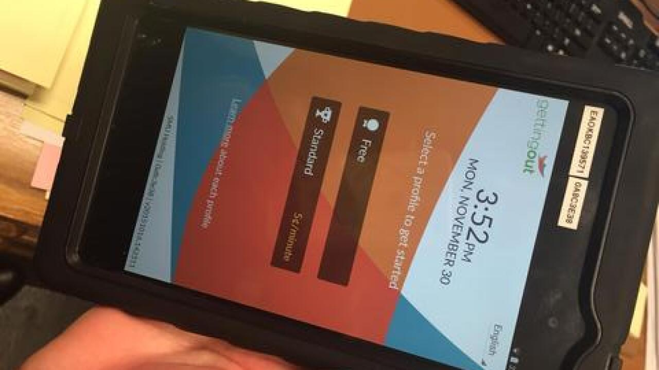 Inmates offered tablets at Canyon Co. Jail