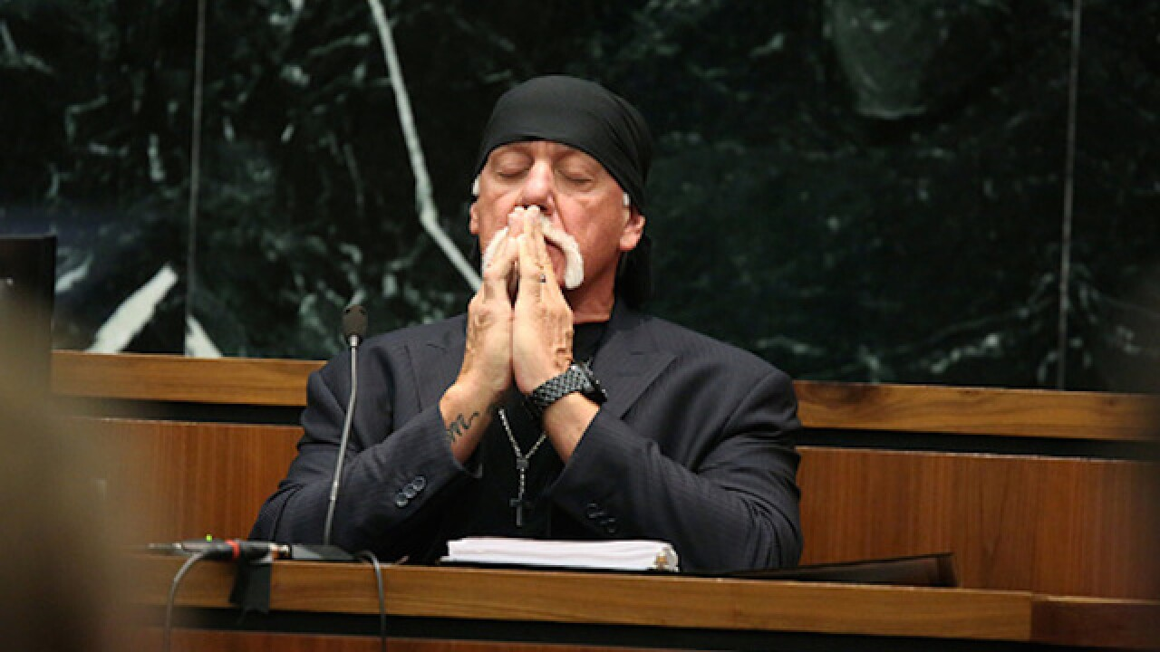 Jury sides with Hulk Hogan in Gawker trial