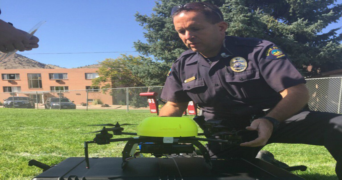 Golden Police among agencies that will be using drones to fight crime