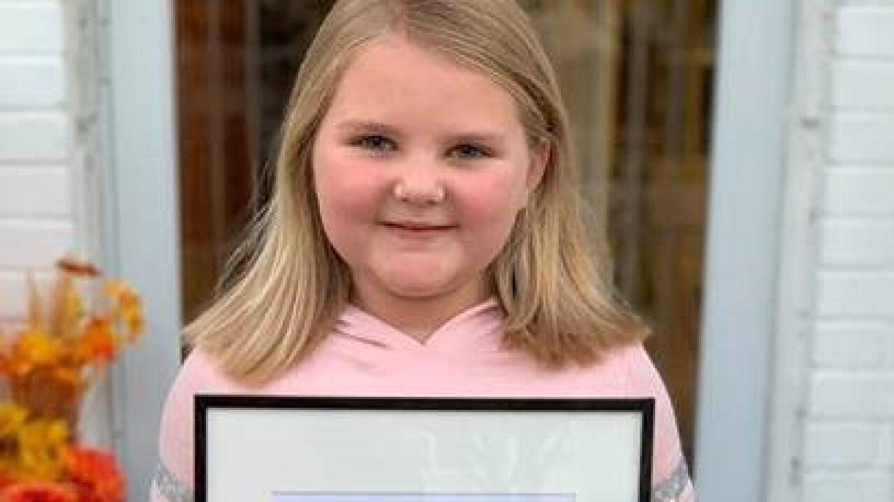 How a Virginia Beach 6-year-old is saving localanimals