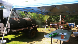 Motown Smokers' pit barbecue returned