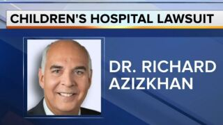dr doctor richard azizkhan children's hospital president ceo