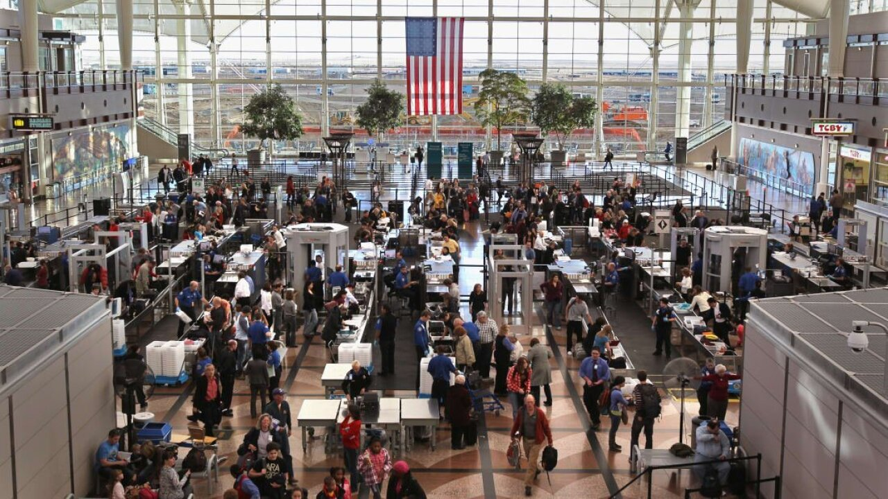 The world's busiest airport revealed