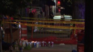 Man shot at same Brooklyn park as triple shooting