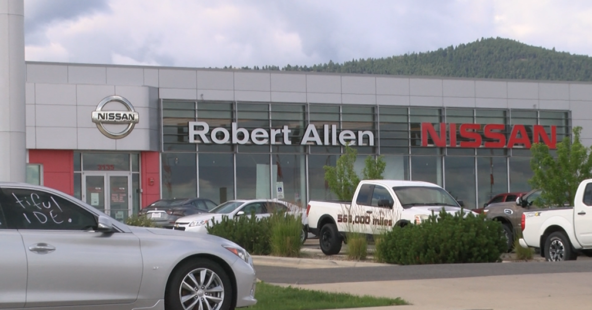 Robert Allen Nissan >> Federal Judge Rules Creditor Can Repossess 90 Vehicles From