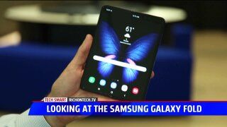 Tech Smart Preview: Samsung Galaxy Fold, the phone that folds up