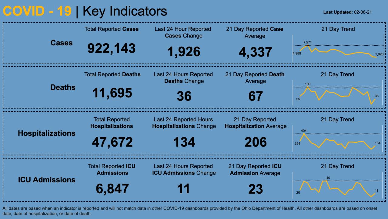 2/8/21 CV key indicators