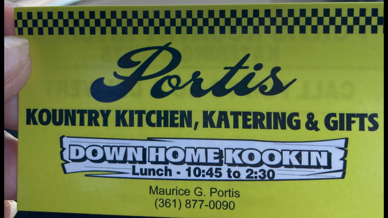 Portis Kountry Kitchen, Katering & Gifts