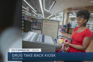 Meijer participates in Drug Take Back Day on Oct. 24