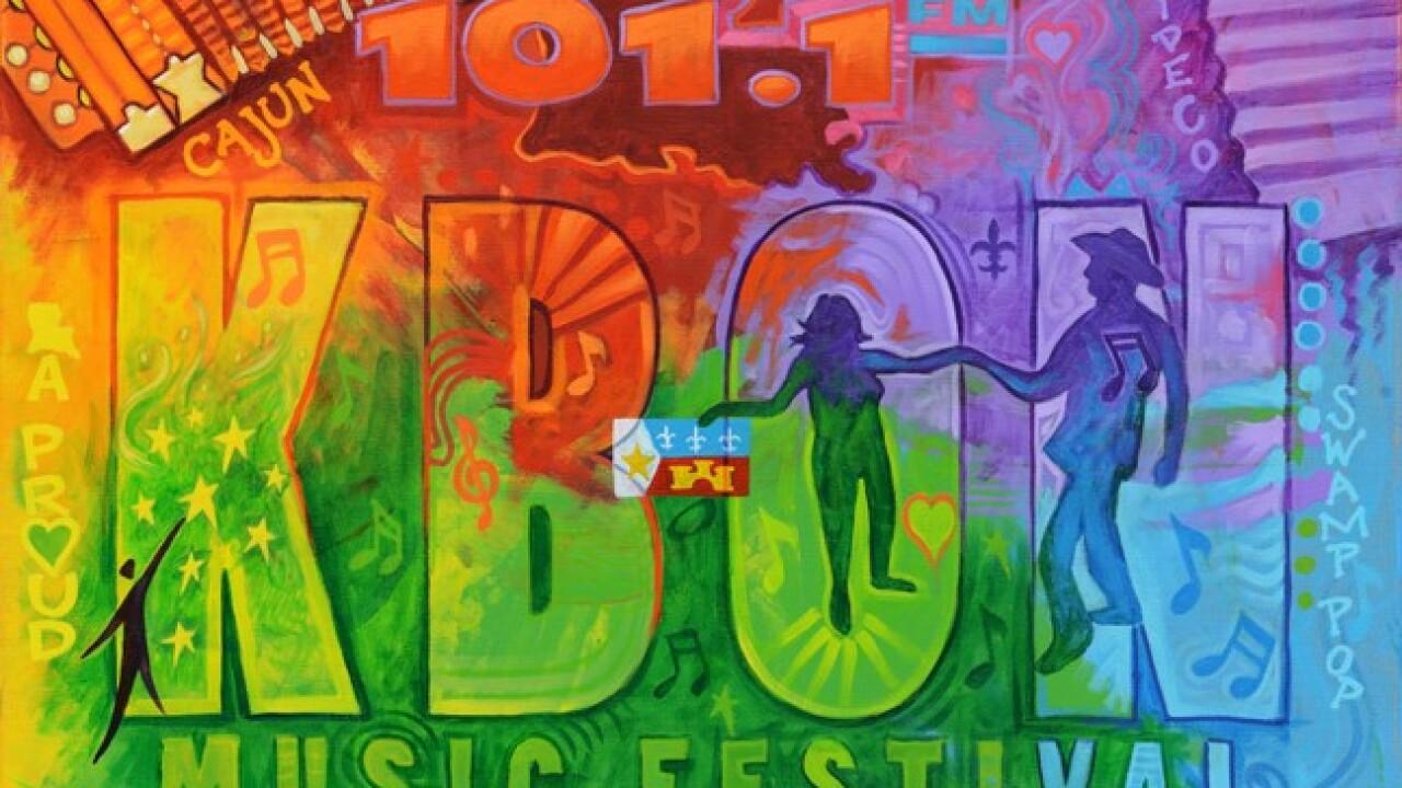 Courtesy KBON Music Festival/Down Syndrome Association of Acadiana