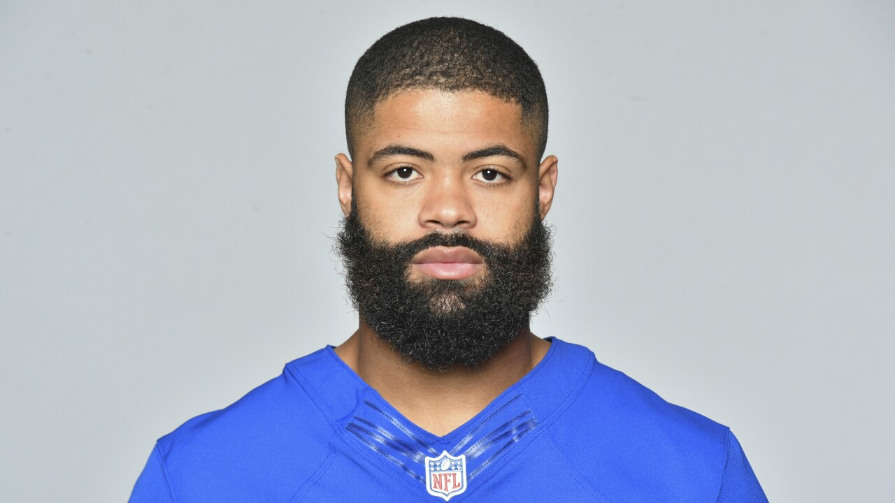 NFL Player Arrested Football