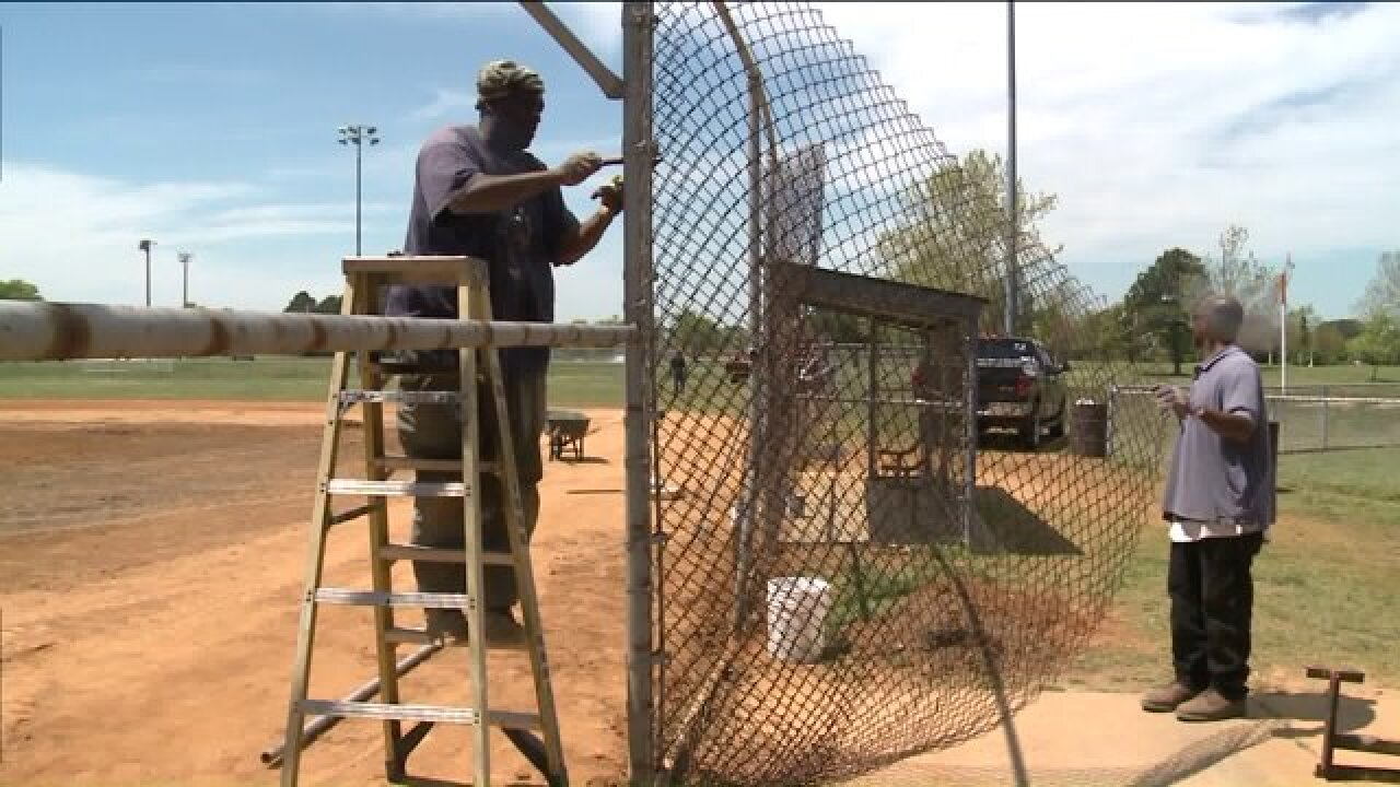 Norfolk Tides taking action to renovate local Little Leaguepark