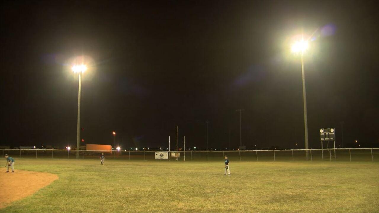 Update on international westside baseball park vandalism