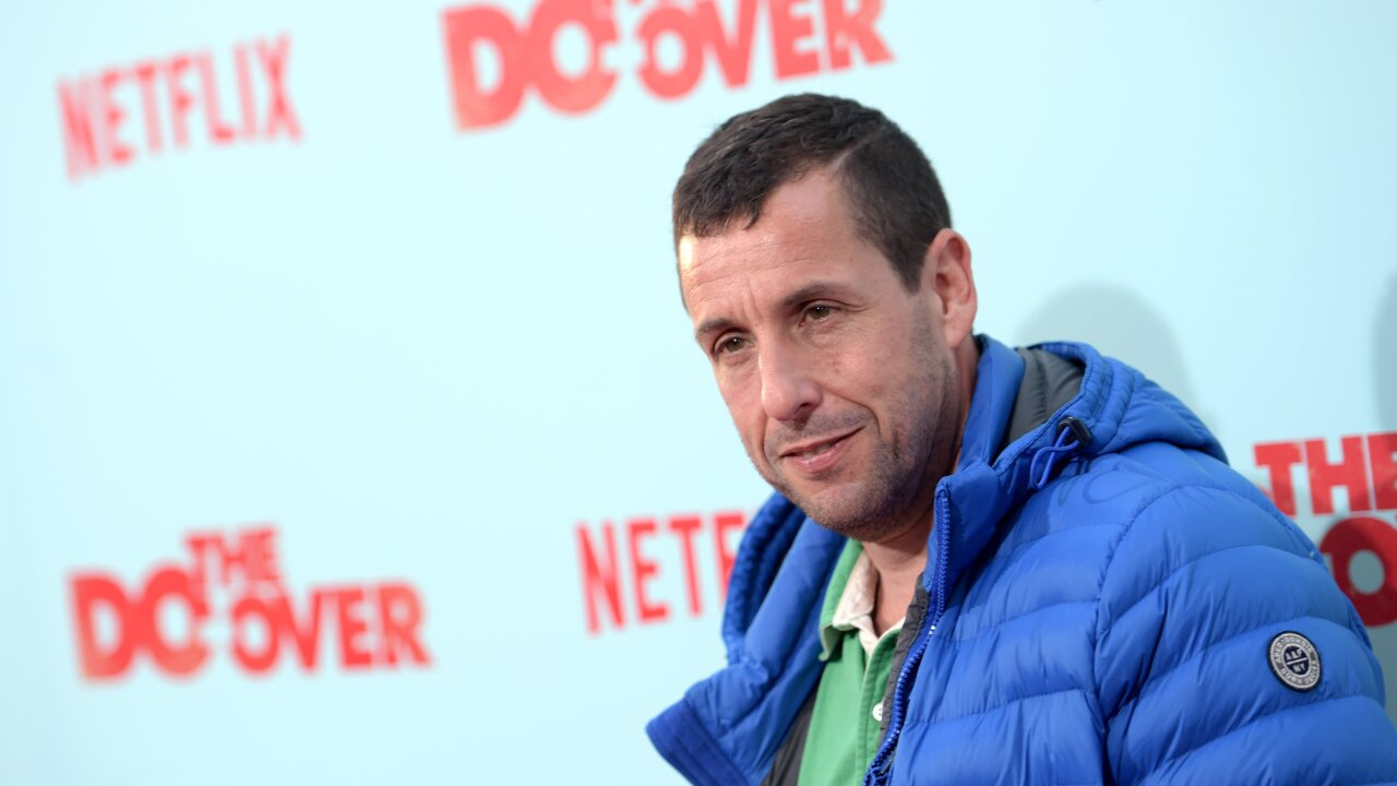Adam Sandler to host 'SNL' for the first time