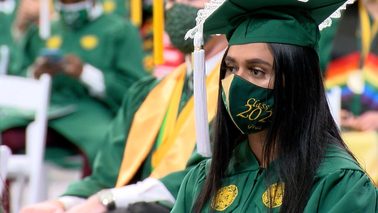 USF graduation