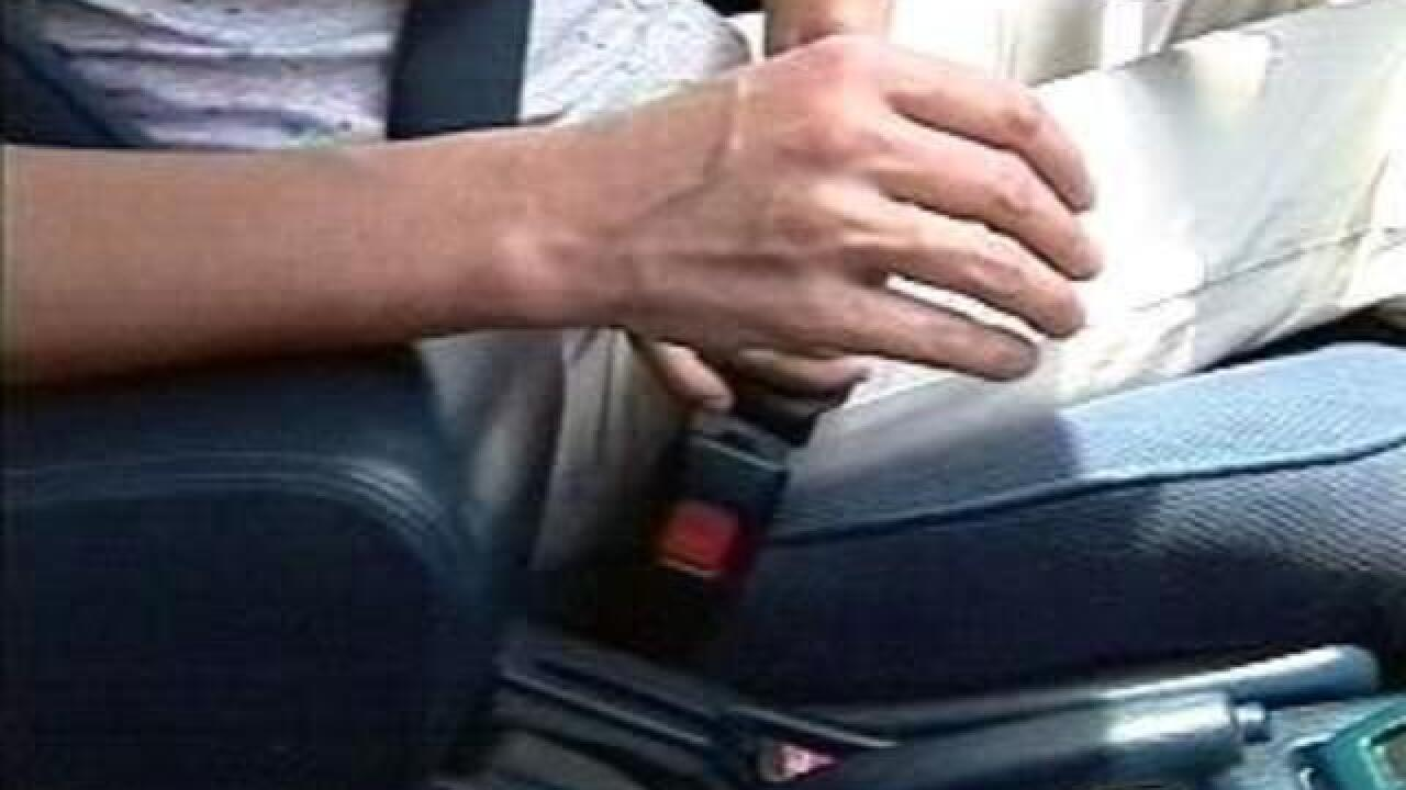 CDOT increases rural seat belt enforcement