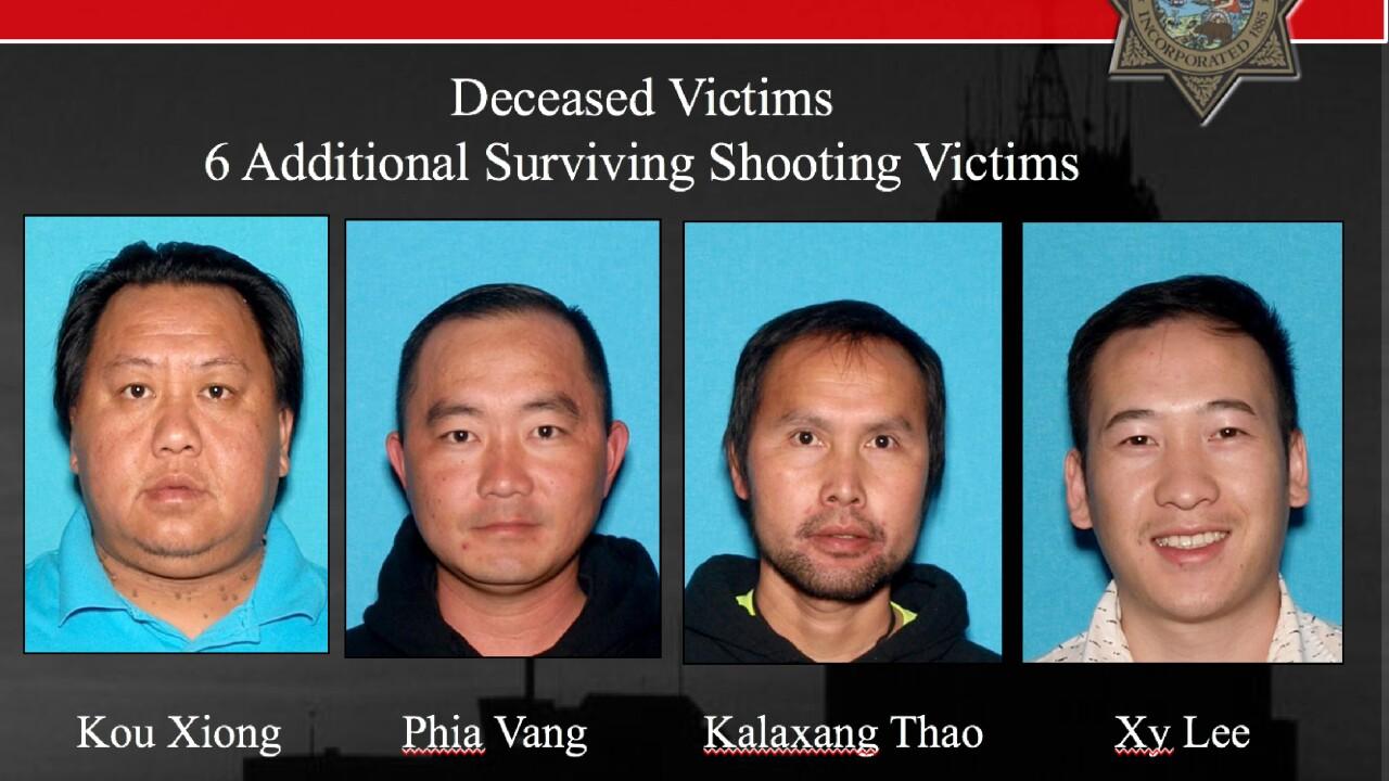 California Party Shooting