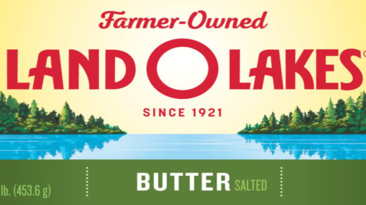 Land O'Lakes Is Removing The Native American Woman From Their Packaging