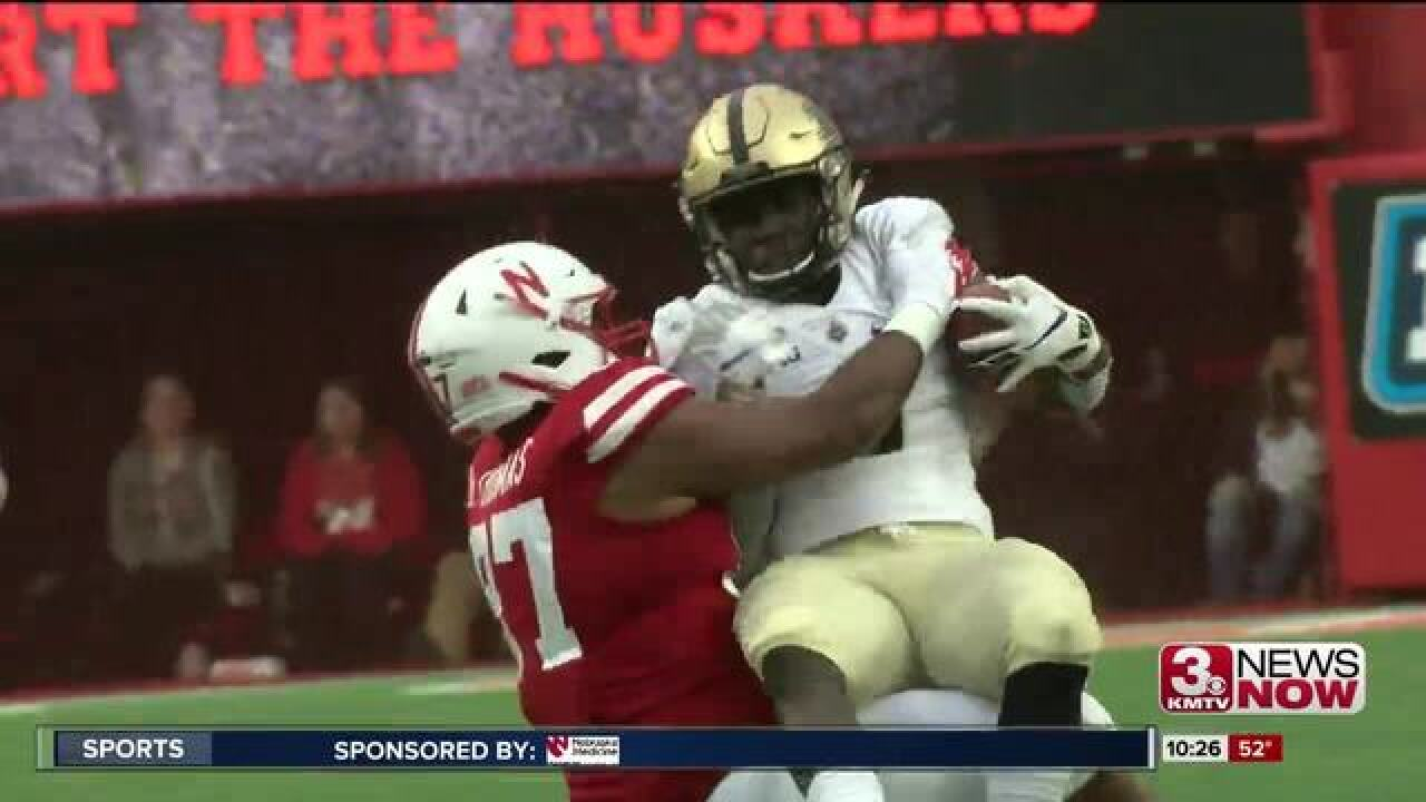 Huskers defense looking to cause more turnovers