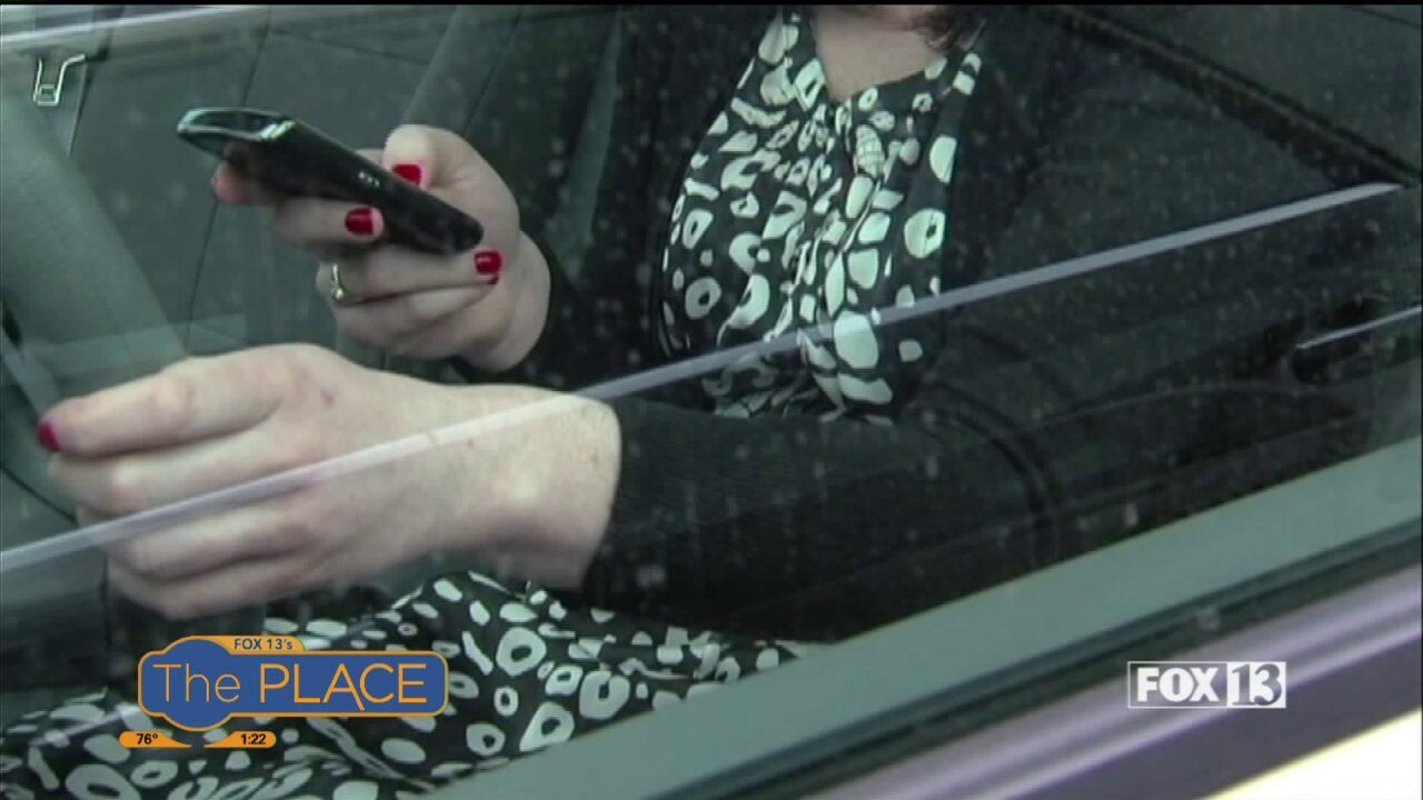 Here are the legal reasons you shouldn't use your phone whiledriving