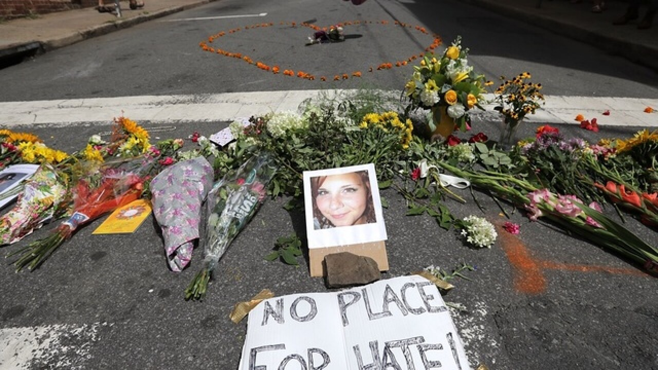 Heather Heyer, woman killed in Charlottesville car attack, worked as paralegal