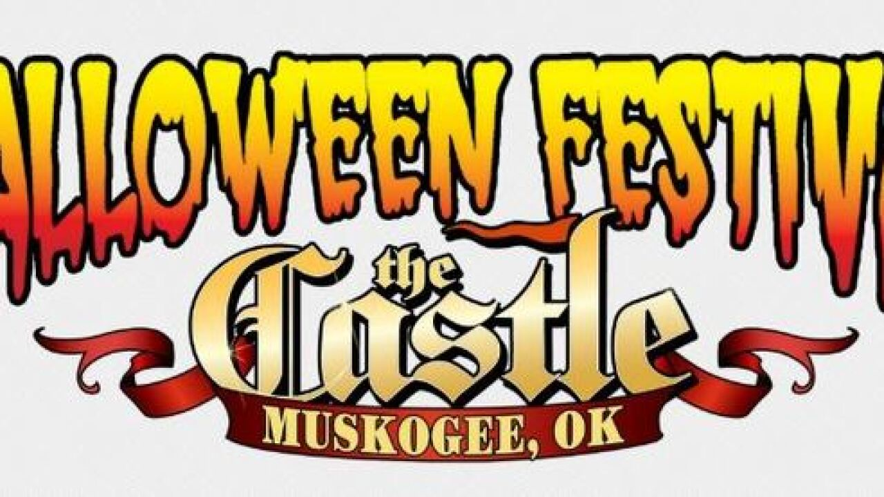 2 Works For You Giveaway: 5 winners to recieve Castle of Muskogee Halloween Festival family 4-pack