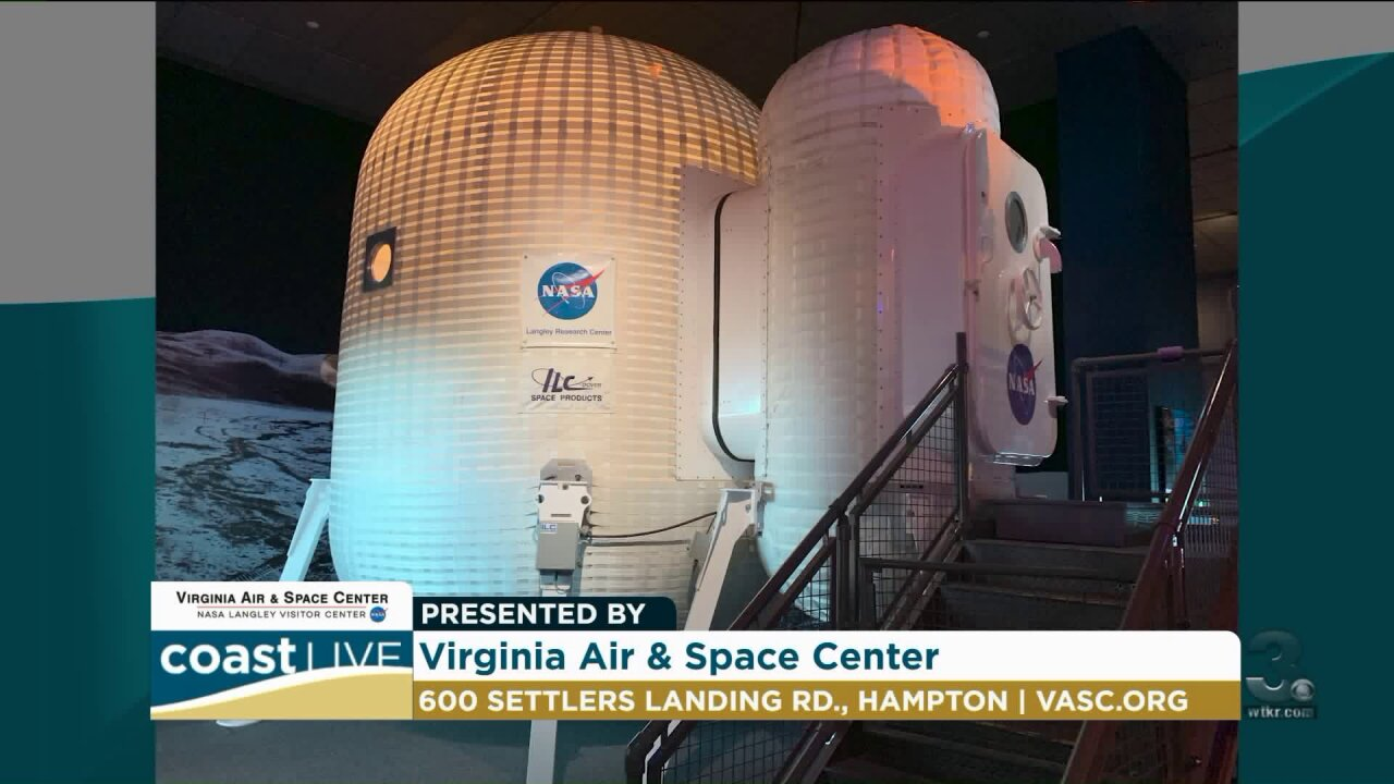 Celebrating the 50th anniversary of Apollo 11's moon landing on Coast Live